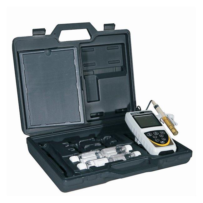 OaktonWaterproof CON 450 Portable Conductivity Meter, CON 450 Meter Kit:pH