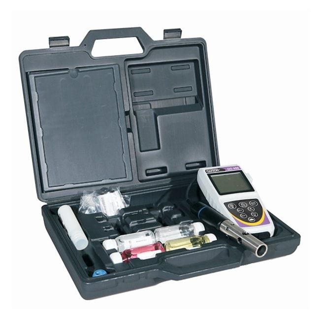 Oakton™Waterproof DO 450 Portable Dissolved Oxygen Meter, DO 450 meter kit w/optical probe