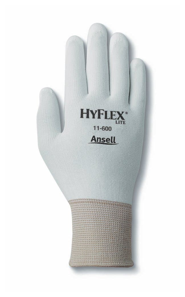Ansell™ HyFlex™ Light-Duty Multipurpose Industrial Gloves Hyflex Lite Polyurethane; Size: 9 Products