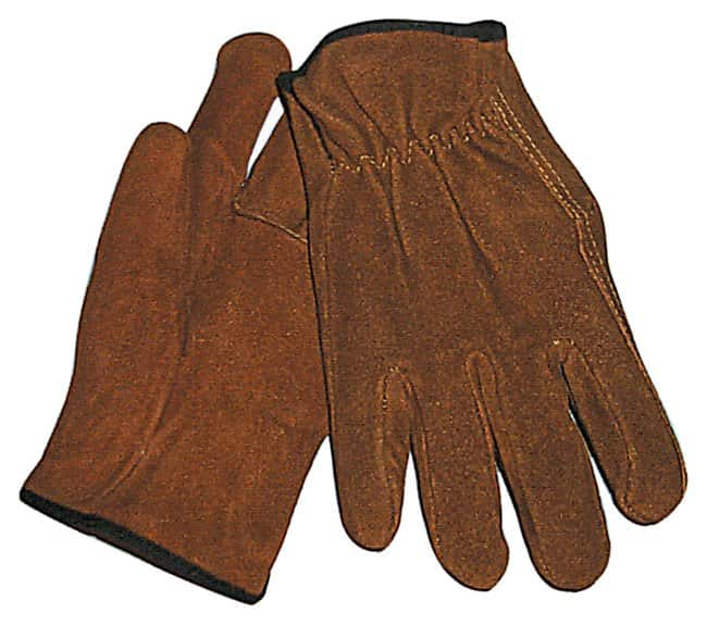 Fisher Scientific Safety Choice Split Cowhide Driver's Gloves:Gloves, Glasses