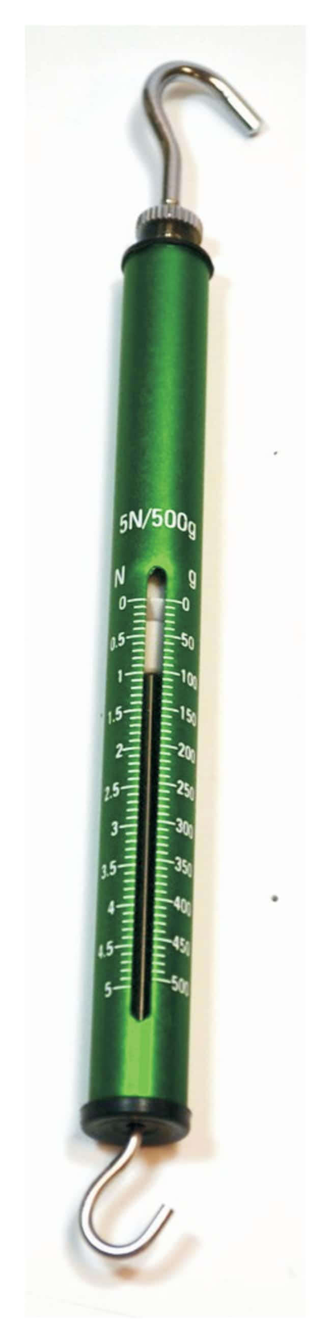 Eisco High Resolution Dynamometers - Spring Balance:Teaching Supplies:Classroom
