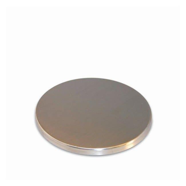 Ohaus™Edelstahldeckel für CS-Serie Wannenabdeckung Balance Entwurfsschilder und Abdeckungen