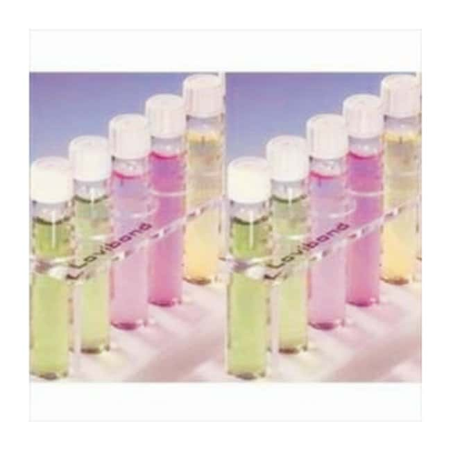 Lovibond™Celdas de muestras para colorímetros MC500, MD600 16mm sample cell with lid Lovibond™Celdas de muestras para colorímetros MC500, MD600