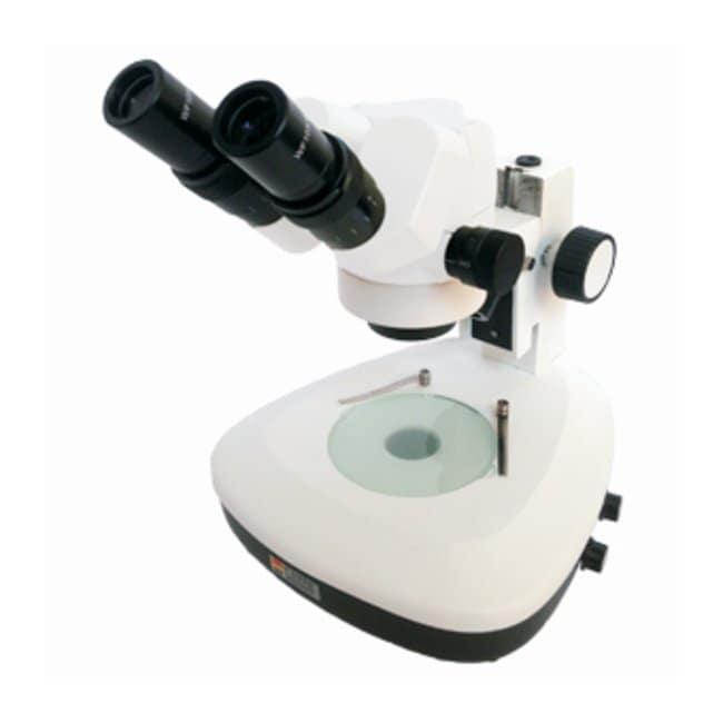 Laxco D10 Series Stereo Zoom Microscope Binocular; Magnification: 6.5X