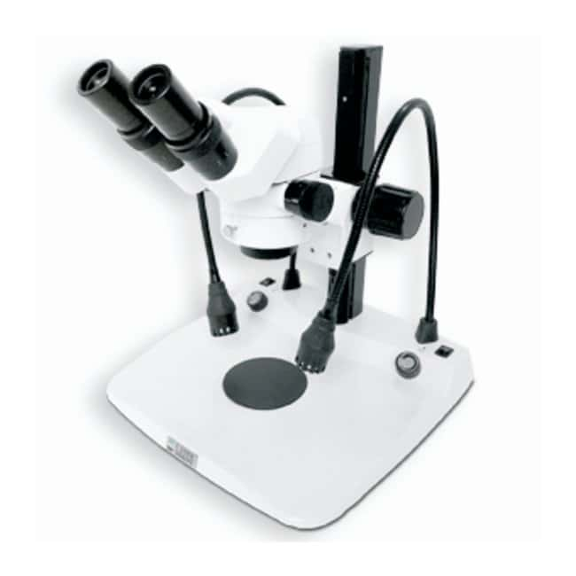 LaxcoT40 Series Dual Track LED Stereo Zoom Microscope:Microscopes:Stereo