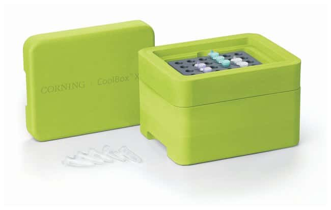 Corning™ CoolBox™ XT Systems: Boxes Racks, Boxes, Labeling and Tape