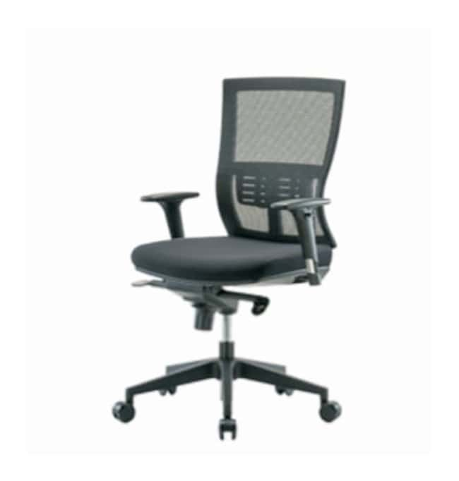 Fisherbrand Modern Mesh Office Chair  With standard arms, Knee-bend control:Furniture,