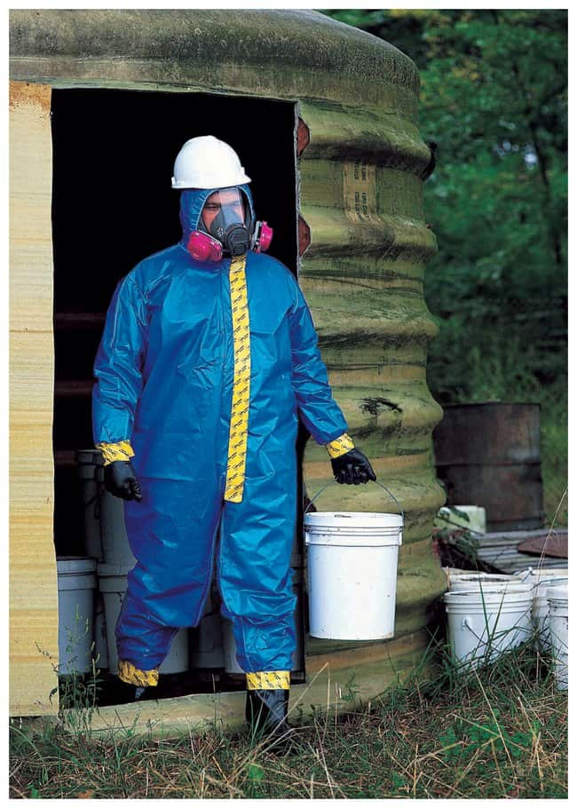 DuPont Tychem CPF 1 Coveralls:Gloves, Glasses and Safety:Lab Coats, Aprons