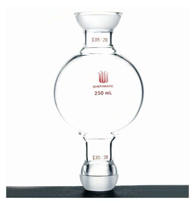 Synthware Chromatography Reservoir, with Spherical Joints Capacity: 250mL:Chromatography