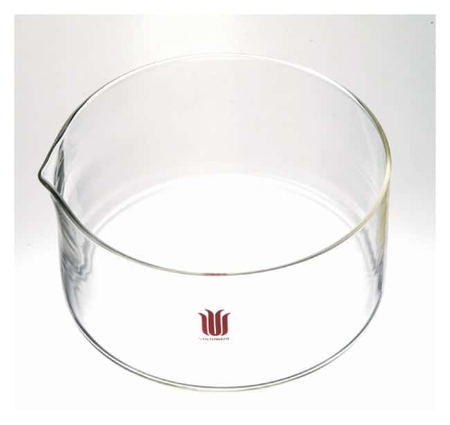 Synthware Crystallizing Dish with Spouts:Cell Culture:Cell Culture Dishes,