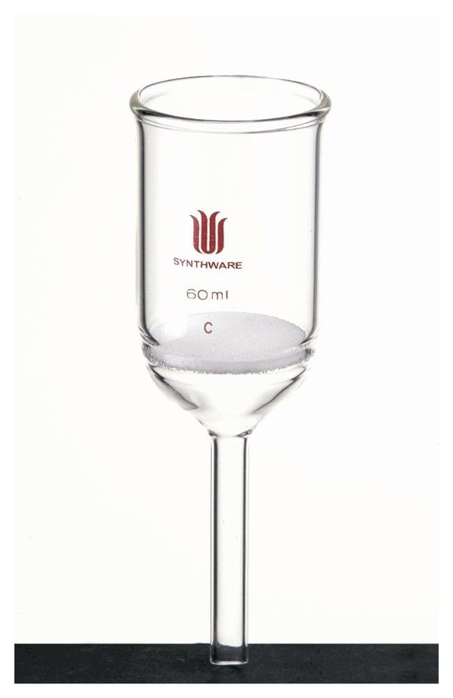 Synthware Buchner Filter Funnels:Beakers, Bottles, Cylinders and Glassware:Funnels