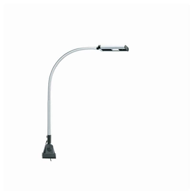 Waldmann Lighting Minela Sol Led Task Light With Gooseneck Arm 6 In Head Length Instrument Lamps And Electrical