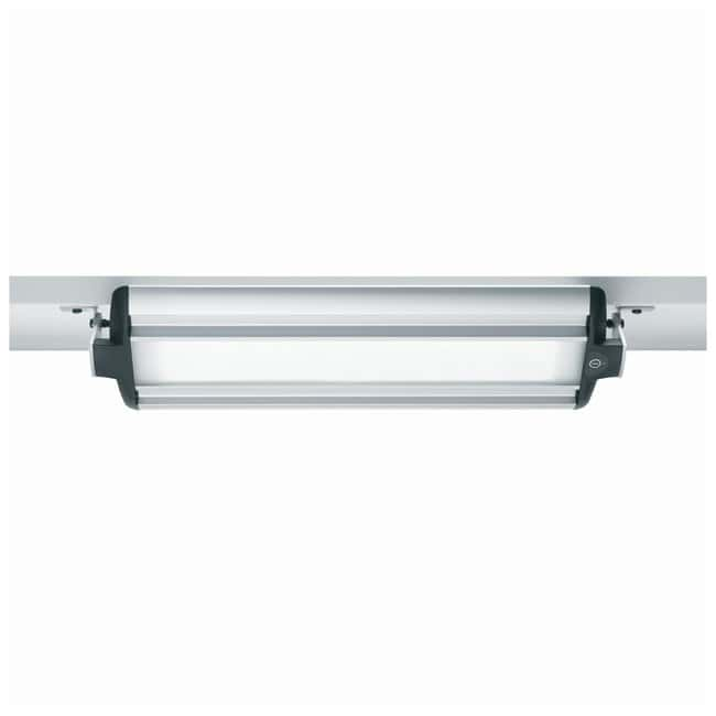 Waldmann Lighting TANEO LED Mounted Workstation Lab Light 15.7 in. Clear:Instrument