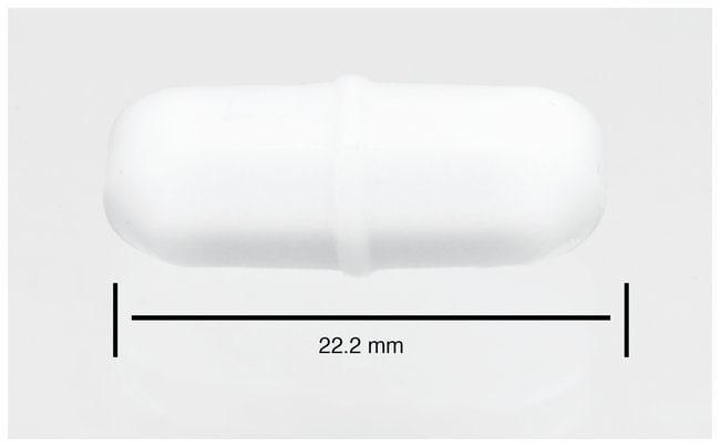 Bel-Art™Achteckige Spinbar™ Magnetrührstäbe Mit abnehmbarem Mittelring; LxDurchm.: 7/8x5/16Zoll (22x8mm) Bel-Art™Achteckige Spinbar™ Magnetrührstäbe