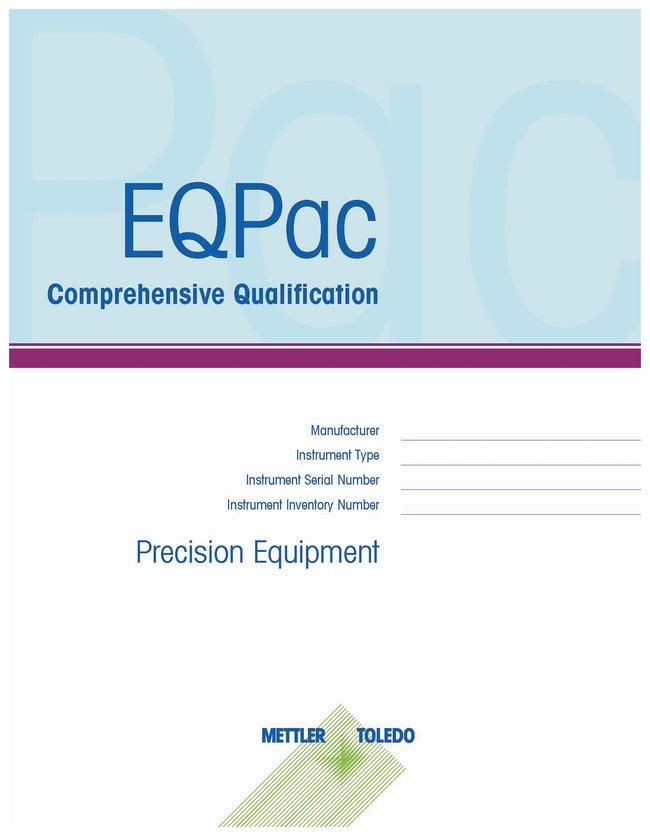 Mettler Toledo EQPac Comprehensive Qualification (IQ/OQ/PQ), C20S Coulometric