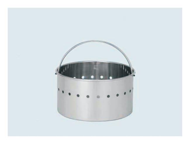 Kinematica HMC Vertical Autoclave Cans:Autoclaving, Sterilization and Lab