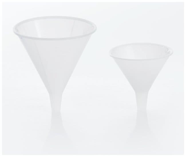 Bel-ArtSP Scienceware Utility Funnels Capacity: 2 oz. (60mL); Top diameter: