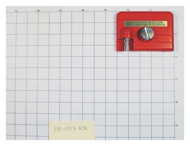 RKIGX-94 Detection Monitors: Sample Calibration Adapter Plate Sample/Calibration