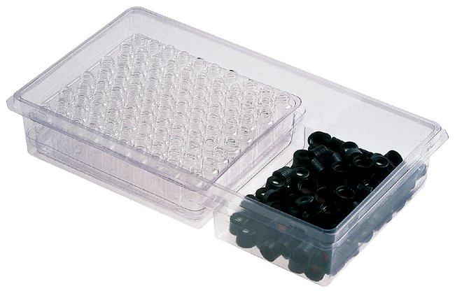 Thermo ScientificSUN-SRi Unassembled 8-425 Vial Kits Polypropylene; Black