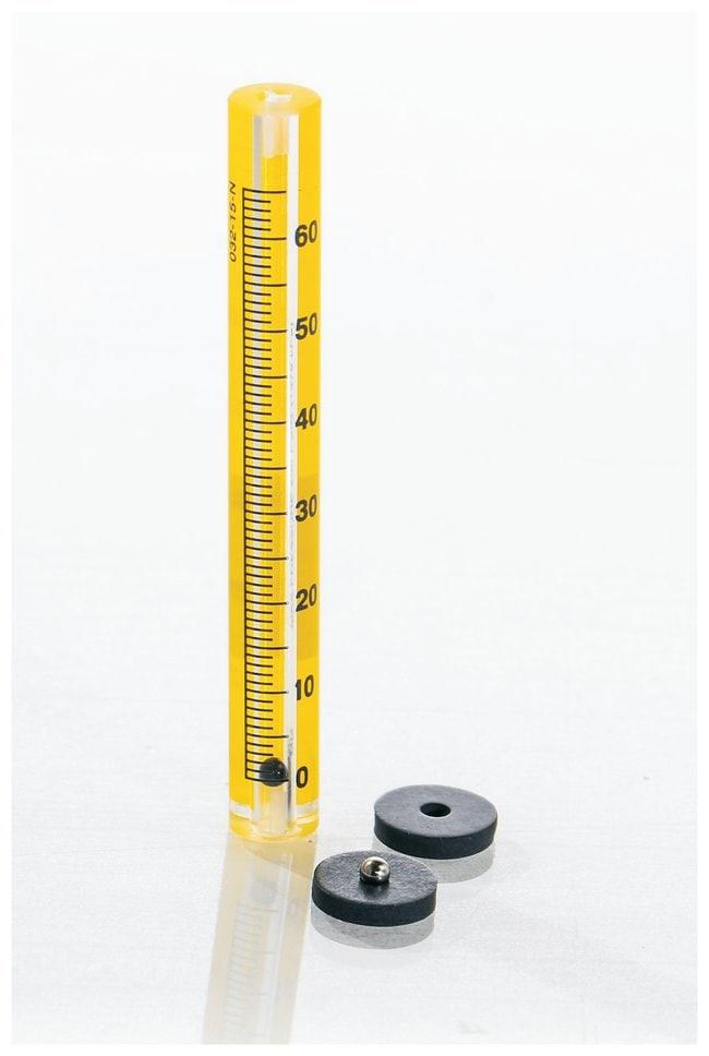Bel-Art SP Scienceware Riteflow Flowmeters with Plain Ends Flowmeter with