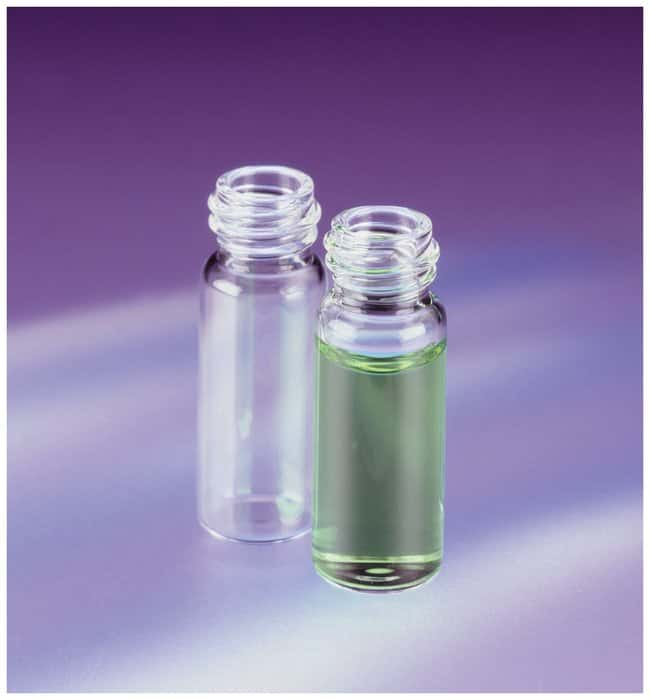Fisherbrand™ 10mm Wide Opening Screw Thread Vials Convenience Kits