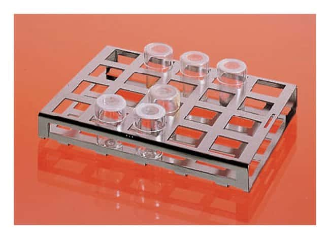 Fisherbrand Stainless-Steel Racks for Quartz Crucibles for Isotemp Furnaces