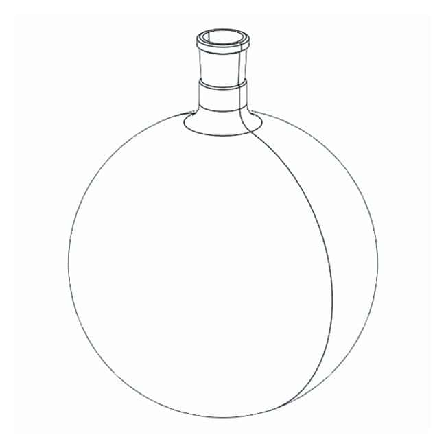 BUCHIEvaporating Flask 29.2/32; Capacity: 5000mL BUCHIEvaporating Flask