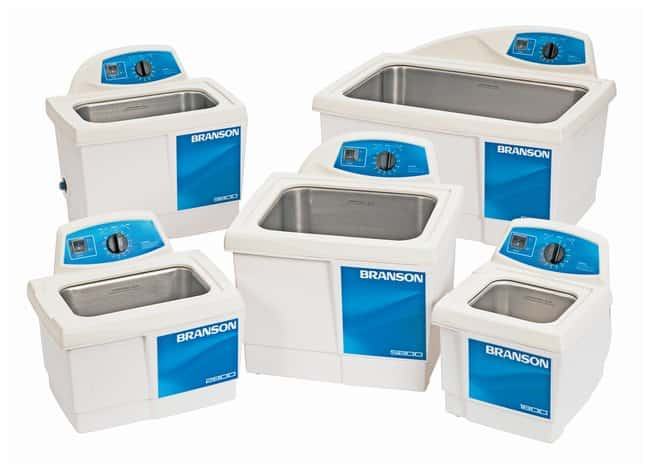 Branson Ultrasonics MH Series Heated Ultrasonic Cleaning Bath:Autoclaving,