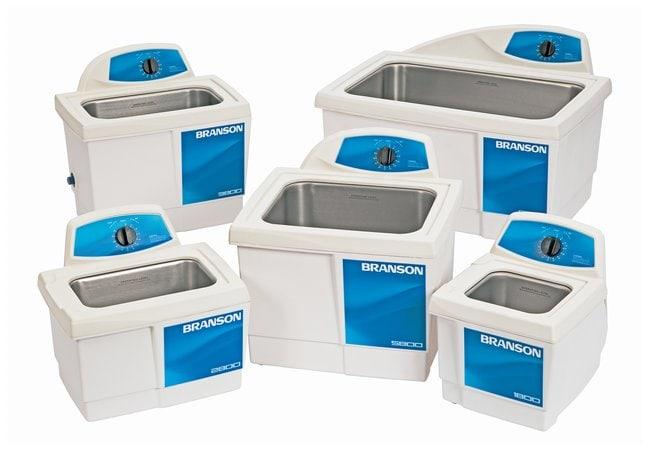 Branson Ultrasonics M Series Ultrasonic Cleaning Bath:Autoclaving, Sterilization
