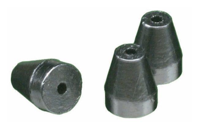 Restek™Ferrules for Capillary Columns: Vespel/Graphite Vespel/Graphite; I.D.: 0.5mm; Fits: 0.28/0.32mm; 10/Pk. Restek™Ferrules for Capillary Columns: Vespel/Graphite