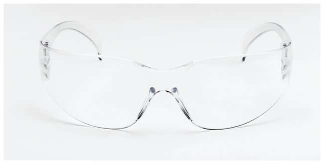 Fisherbrand Clear Safety Glasses  Wraparound clear glasses:Gloves, Glasses