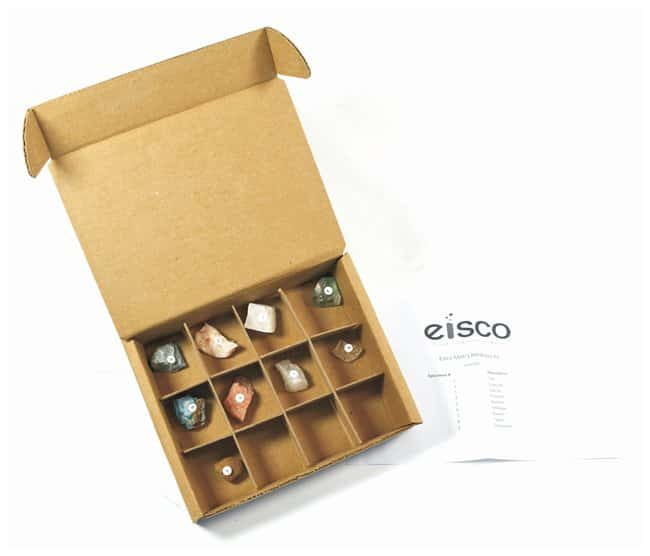 Eisco Mohs Hardness Kit  Mohs Hardness Kit:Teaching Supplies