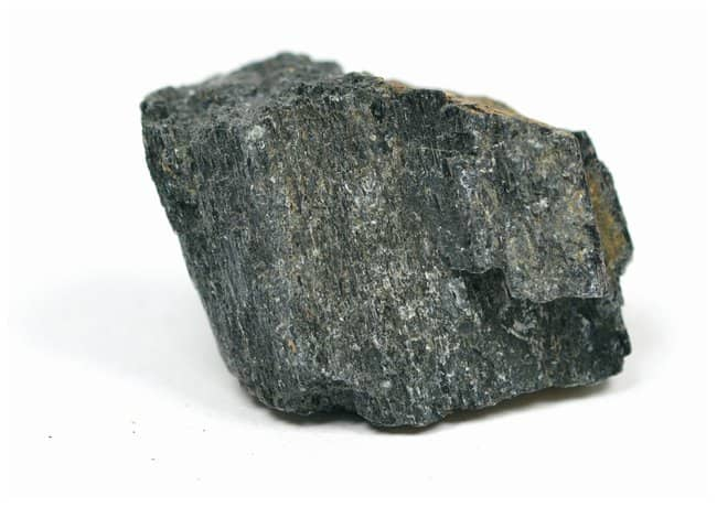 EISCO Hornblende (Amphibole Mineral) Specimen :Teaching Supplies:Earth