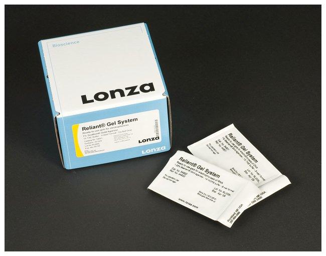 LonzaReliant Precast Gels:Gel Electrophoresis Equipment and Supplies:Precast