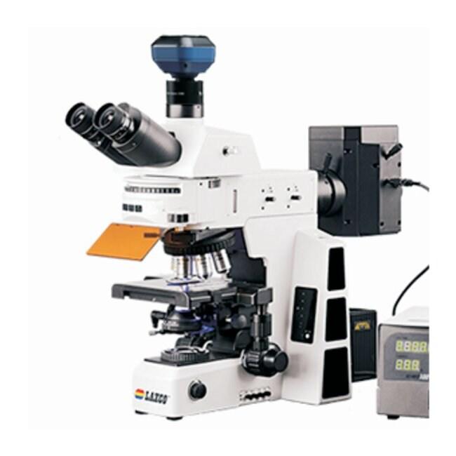 Laxco LMC-5000 Series Clinical Microscope, FISH Fluorescence Configuration,