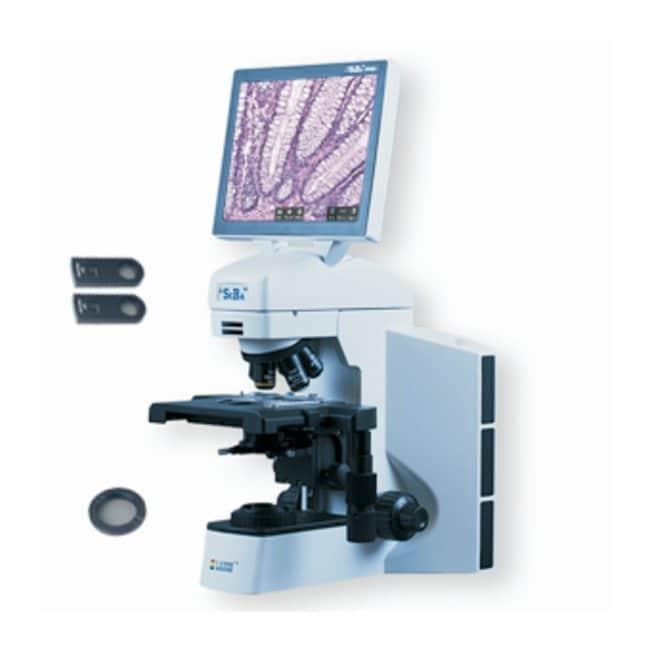 Laxco SeBa PRO 4 Microscope, Urinalysis Configuration Urinalysis Configuration:Microscopes,