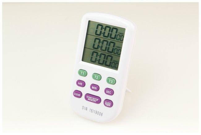 H-B Instrument Durac Timers Digital; Channels: 3; w/Memory, clock, battery,