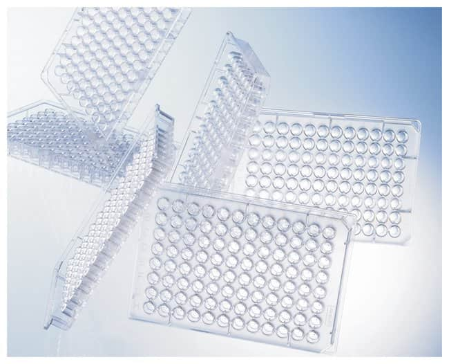 Greiner Bio-One 96-Well Solid Bottomed Microplates::