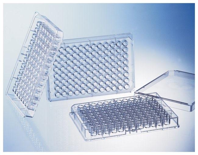 Greiner Bio-One 96-Well Medium Binding Standard ELISA Microplates:Dishes,