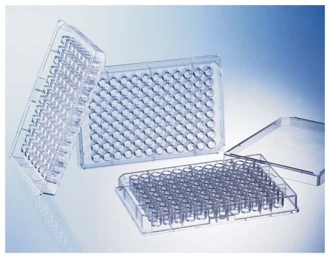 Greiner Bio-One 96-Well High Binding Standard ELISA Microplates:Dishes,