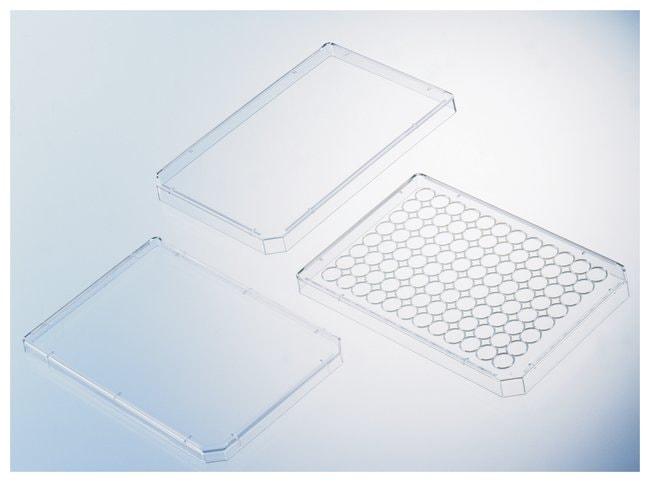 Greiner Bio-OneLow Profile Polystyrene Microplate Lids Low profile polystyrene
