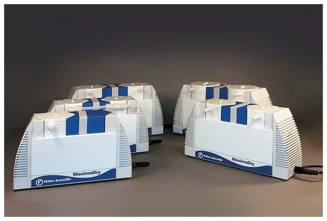 Fisherbrand MaximaDry Oil-Free Vacuum Pumps, One Stage :Pumps and Tubing:Pumps
