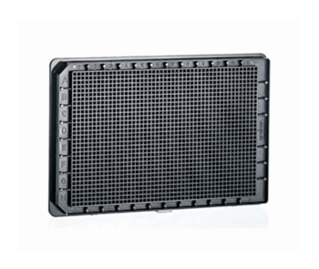 Greiner Bio-One 1536-Well Polystyrene HiBase Non-binding Flat Bottom Microplate:Dishes,