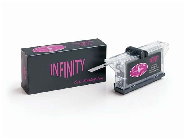 C.L. Sturkey Infinity Low Profile Microtome Blades Low Profile:Histology