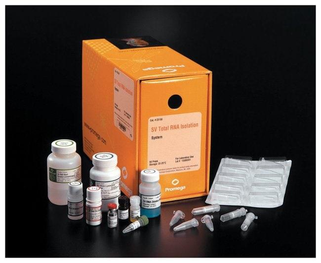 promega sv total rna isolation system life sciences biochemicals and reagents. Black Bedroom Furniture Sets. Home Design Ideas
