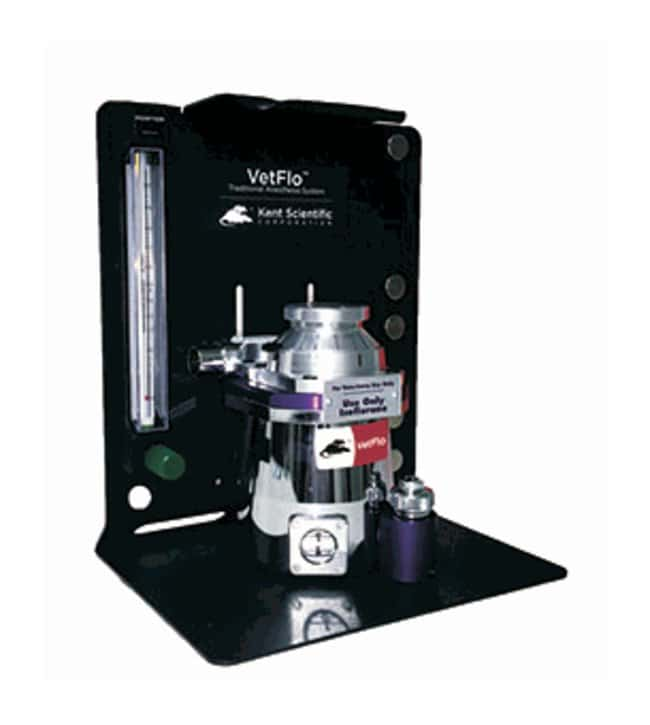 Kent Scientific VetFlo Traditional Anesthesia System with Single Channel