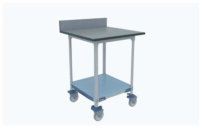 Metro MetroMax i Polymer Lab Worktable, Gray Phenolic Top with Solid i
