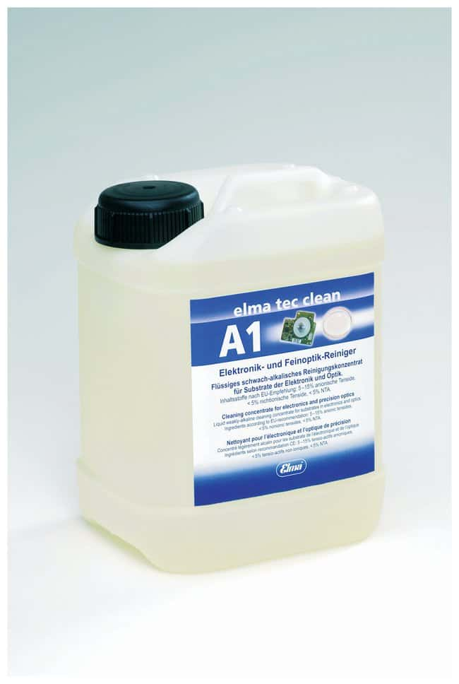 Elma Tec Clean A1 Ultrasonic Cleaning Solution:Wipes, Towels and Cleaning:Cleaners