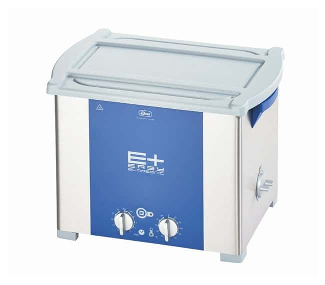 Elma Elmasonic E Plus Ultrasonic Cleaners Capacity: 9.4L (2.5 gal.):Diagnostic