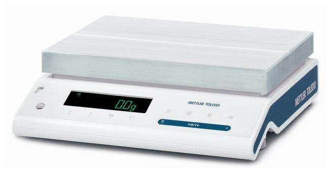 Mettler Toledo NewClassic MS Precision Balances Capacity: 12,200g; Linearity: